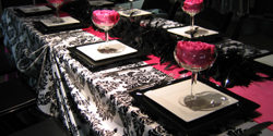 linen rentals for events