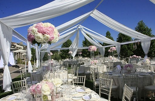 party rentals for wedding
