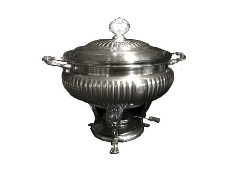 3 qt. Silver Chafer Round - Copy