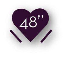 48-Heart-Table