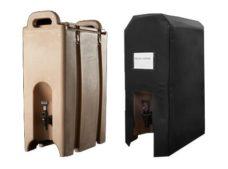 5 gal. Cambro Dispenser and Cover - Copy