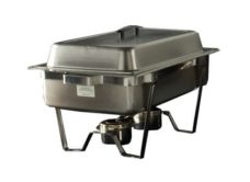 8 qt. Stainless Chafer - Copy