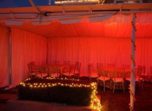 A Glowing Wedding Celebration_6