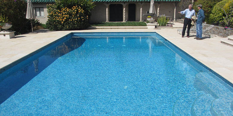 A Pool To Dance Floor Transformation Stuart Event Rentals