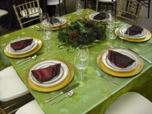 Christmas Table Designs Part 1_1