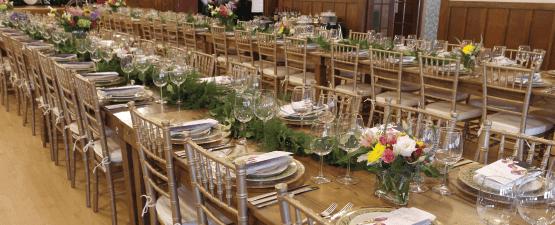 rent catering equipment from stuart event rentals