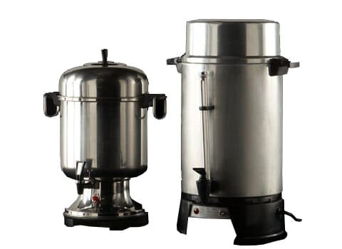 55 Cup Coffee Maker Instructions : Coffee and Tea Makers Stuart Event Rentals