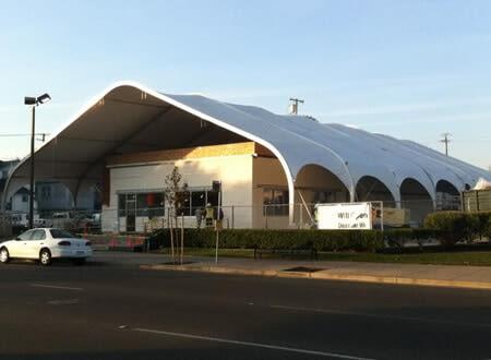 Construction Tent Rentals | Stuart Event Rentals