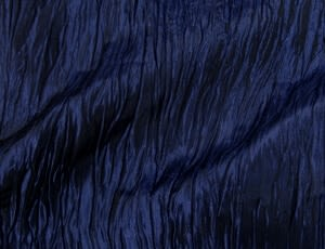 Crinkle Midnight Blue- NEW!
