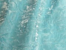 Crushed Iridescent Aqua