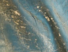 Crushed Iridescent Turquoise