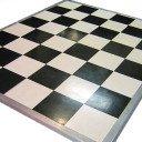Dance Floor - Black & White 3'x4' Sections