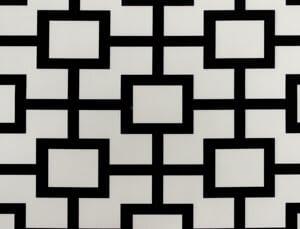 Deco Square Black - NEW!