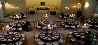 Elegant Purple & Gold San Francisco Wedding