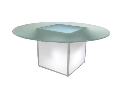 Glass Round Table (Final)