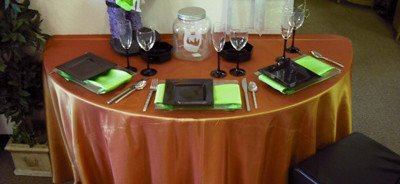Halloween Party Table Designs Part 1_1