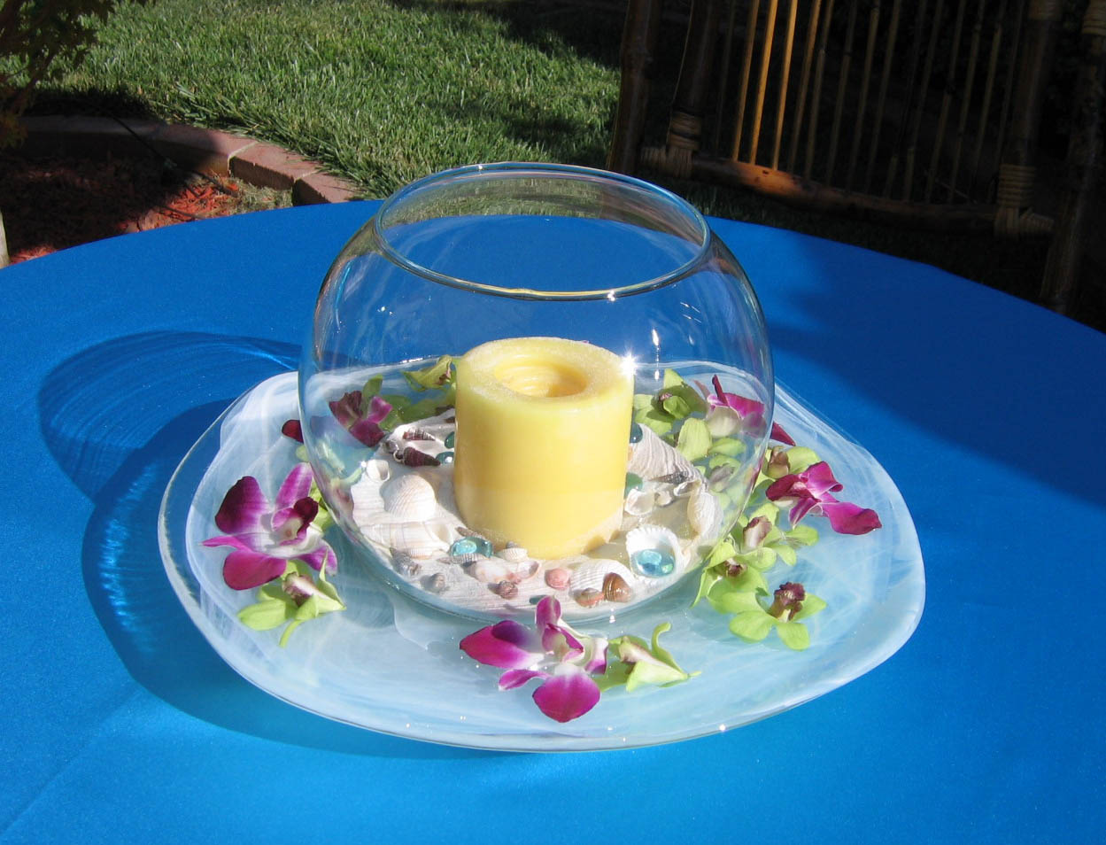 Hawaiian luau party part stuart event rentals