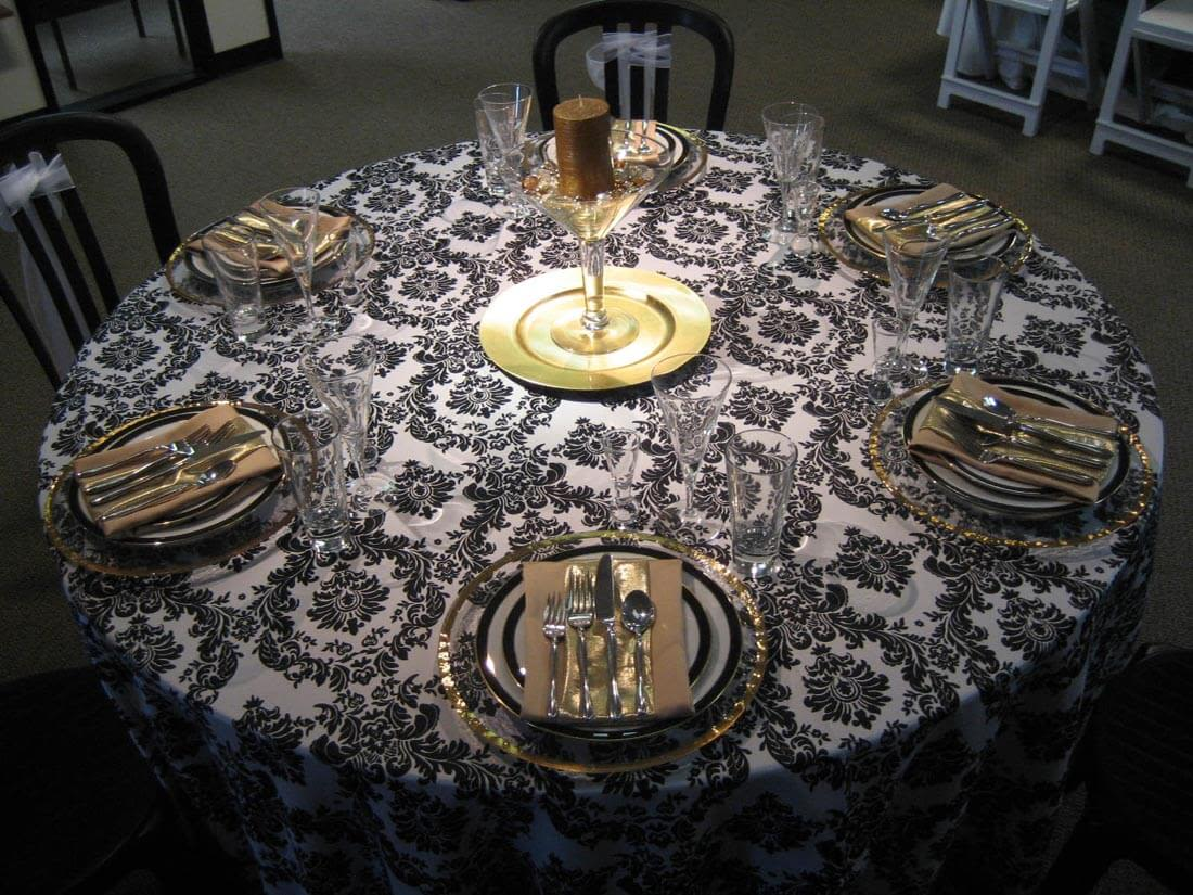 Summer Table Designs Part 2 Bold And Colorful Stuart
