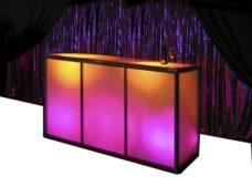 Lighted Bar & Buffet Table_02