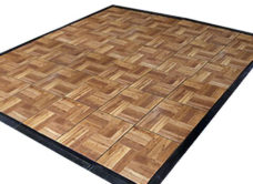 Oak Laminate Dance Floor - NEW!