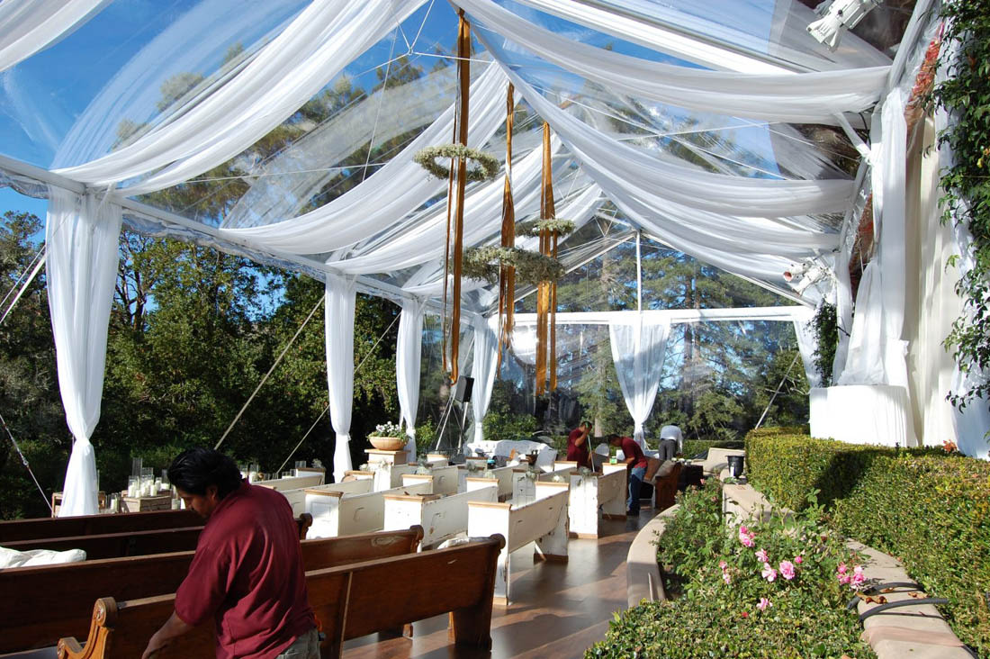 Outdoor Wedding Rental Essentials Stuart Event Rentals
