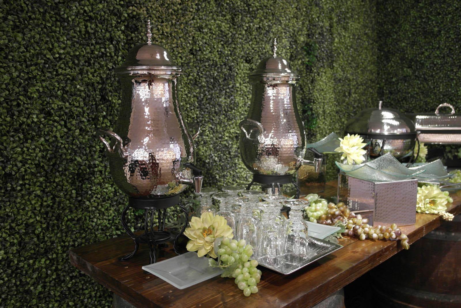 Outdoor Wedding Rental Essentials | Stuart Event Rentals