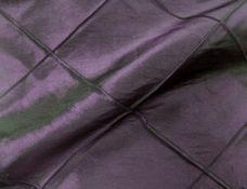 Pintuck Violet