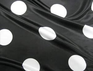 Polka Dot Black & White - NEW!