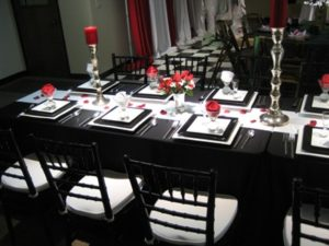 Popular Wedding Colors Part 2 Black and White_3