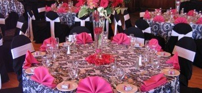 Popular Wedding Colors Part 2 Black and White_5