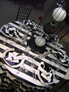 Popular Wedding Colors Part 2 Black and White_7