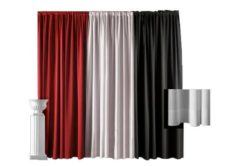 Premier Pipe and Drape 10' High