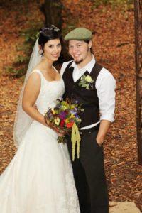 Rainbow Wedding in the Redwoods_1
