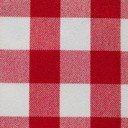 Red and White Checkered