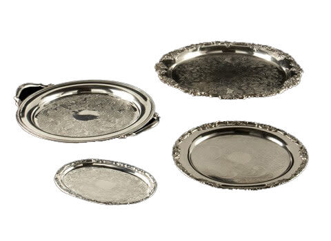 Silver Trays 1
