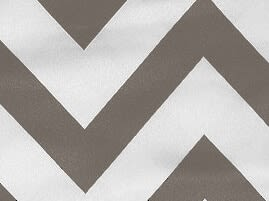 Small Chevron Grey - NEW!