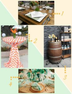Spring Party Design Roundup