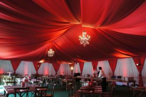 Sprucing Up Your Tent Rental Ceiling_2