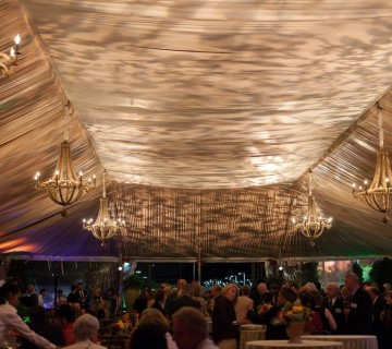Sprucing Up Your Tent Rental Ceiling_8