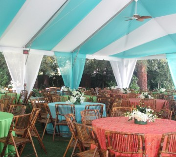 Sprucing Up Your Tent Rental Ceiling_9