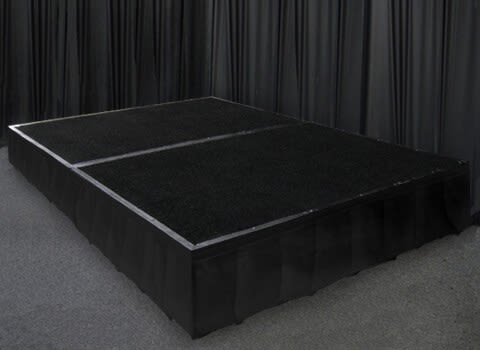 Stage - 6'x8' Sections