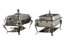 Stainless Chafers Fancy and Deluxe