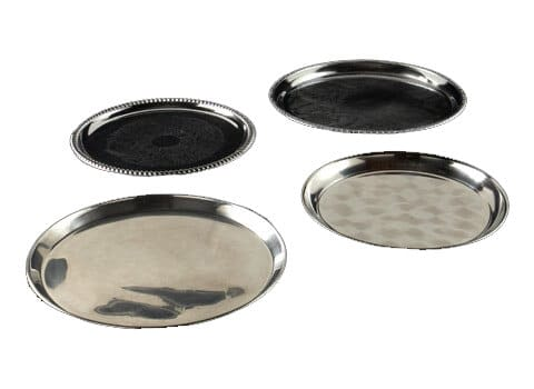 Stainless Trays 1