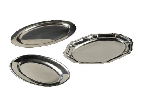 Stainless Trays 2