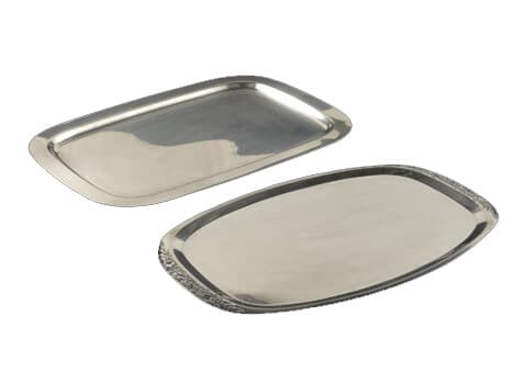 Stainless Trays 3