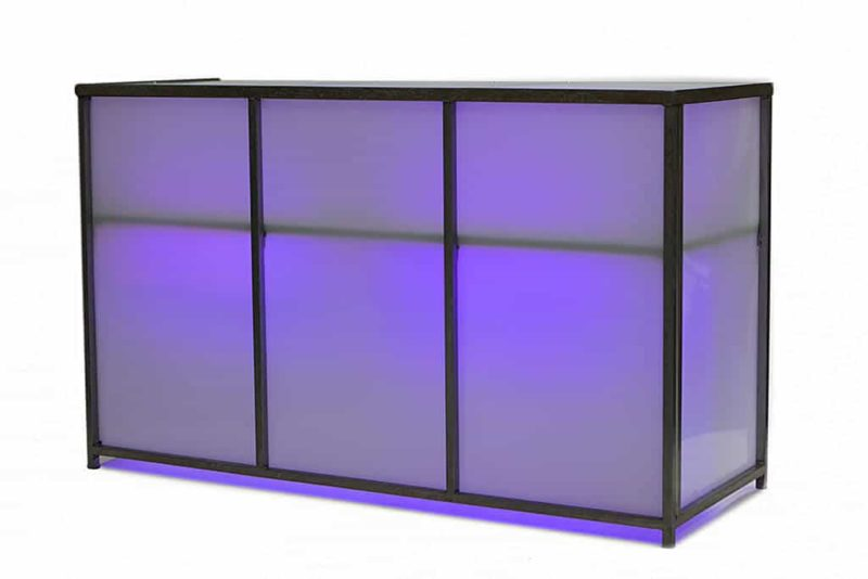 Lighted Bar