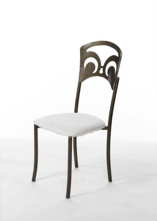 Antique Metal Garden Chair - Antique Metal Garden Chair Stuart Event Rentals
