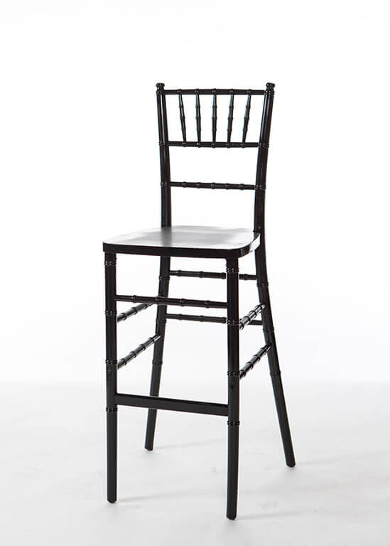 Black Chiavari Bar Stool