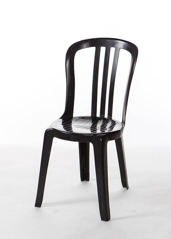 Black Bistro Chair