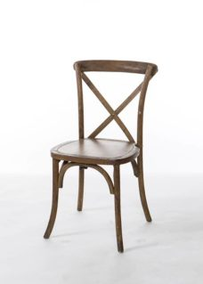 Hickory Crossback Chair